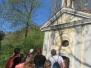 Křížová cesta ke kapli sv. Filipa Neri