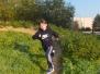Přespolní běh a cvičení v přírodě