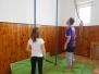 Školní turnaj ve šplhu