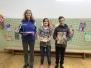 Vítězové školního turnaje ve šplhu