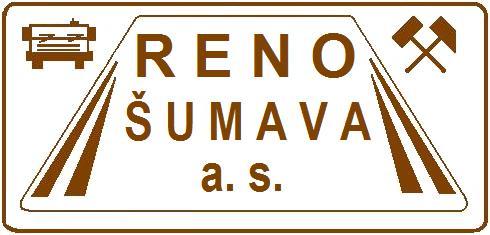 Logo Reno Šumava